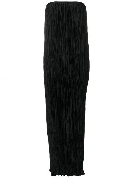 Платье черное длинное Elizabeth And James