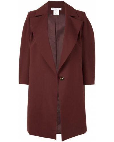Пальто с капюшоном на пуговицах Bianca Spender