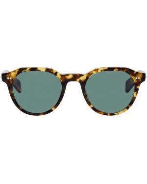 Okulary przeciwsłoneczne czarny srebro Eyevan 7285