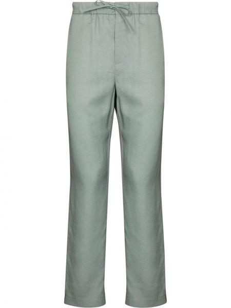 Zielone spodnie Frescobol Carioca
