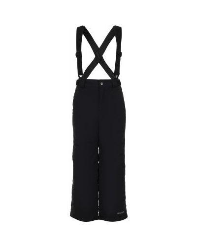 Черные брюки теплые Columbia