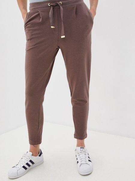 Спортивные коричневые спортивные брюки Vilatte