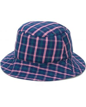 Хлопковая розовая шляпа свободного кроя Natasha Zinko Kids