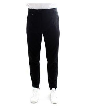 Czarne сhinosy Calvin Klein Jeans