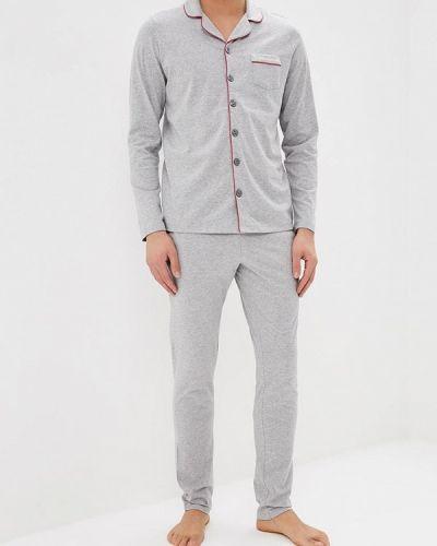 Пижама серый United Colors Of Benetton