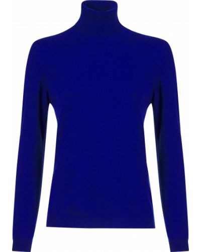 Кашемировый свитер - синий Beatrice.b