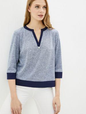 Пуловер - голубой Mankato