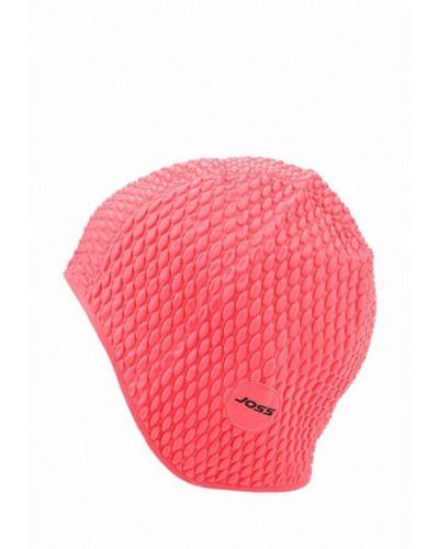 Розовая шапка весенняя Joss