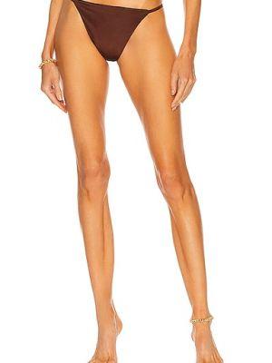 Brązowy bikini Aexae