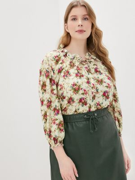 Блузка весенний бежевый Amarti