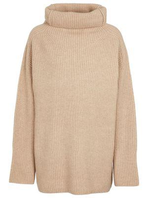 Шерстяной свитер - белый Joseph