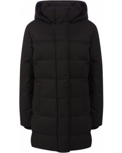 Куртка с капюшоном хлопковая Canada Goose
