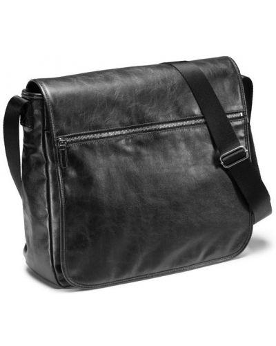 Спортивная сумка мессенджер на молнии Ecco