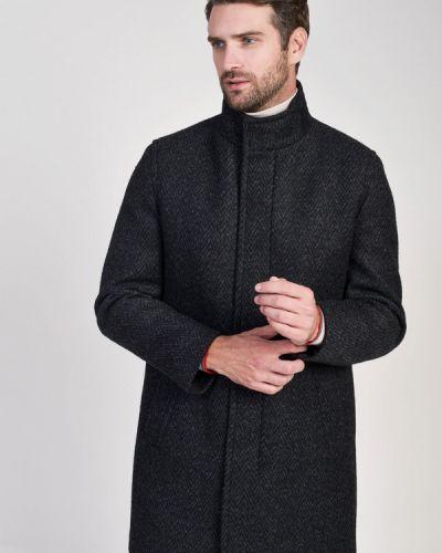 Шерстяное пальто Bugatti