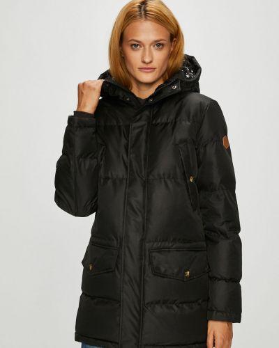 Стеганая куртка утепленная с капюшоном Femi Stories