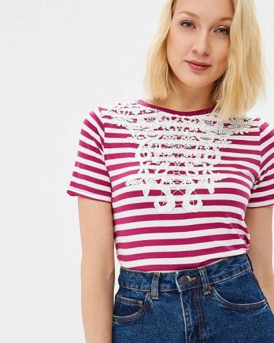 Розовая футболка 2019 Vero Moda