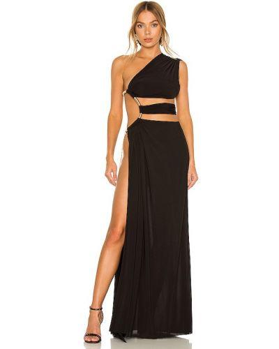 Klasyczna złota czarna sukienka Bronx And Banco
