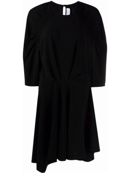 Черное платье из полиэстера Iro