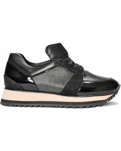 Кроссовки - черные Alex Bell