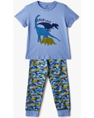 Синяя пижама Sela
