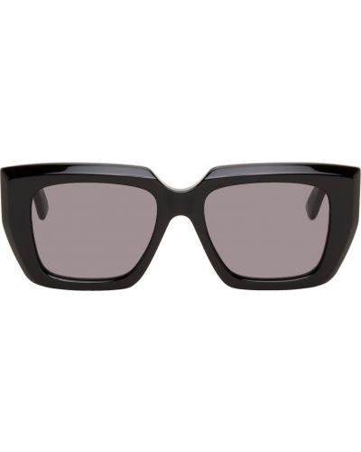 Солнцезащитные очки - черные Bottega Veneta