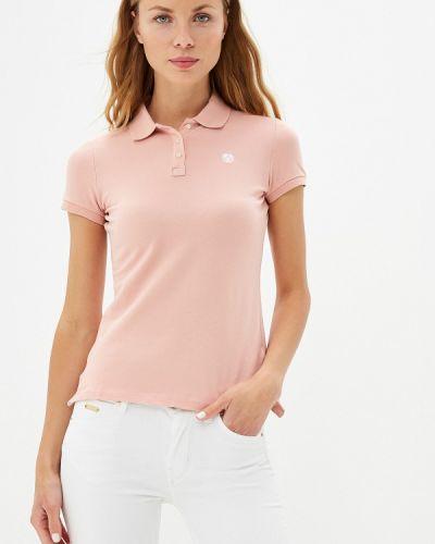 Поло розовый Alcott