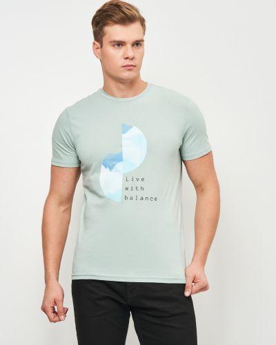 Спортивная футболка - синяя Outhorn