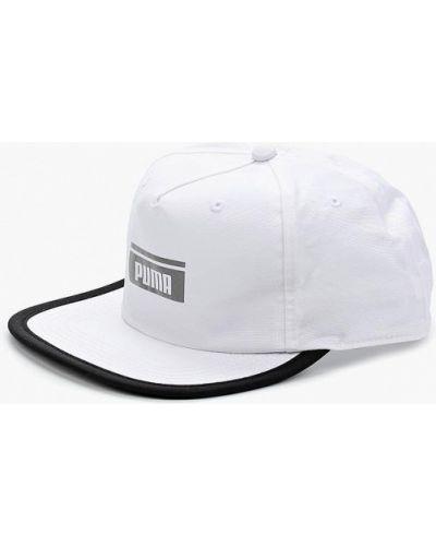 Белый головной убор Puma