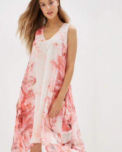 Повседневное платье осеннее розовое Wallis
