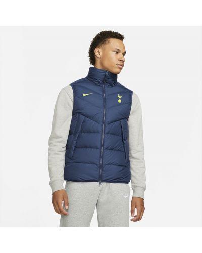 Синяя жилетка Nike