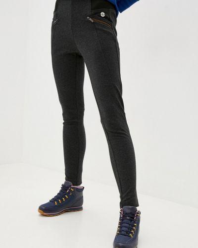 Серые брюки Luhta