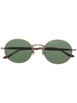 Серые прямые солнцезащитные очки Matsuda