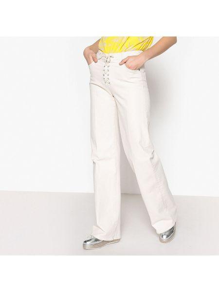 Свободные брюки с поясом свободного кроя Pepe Jeans