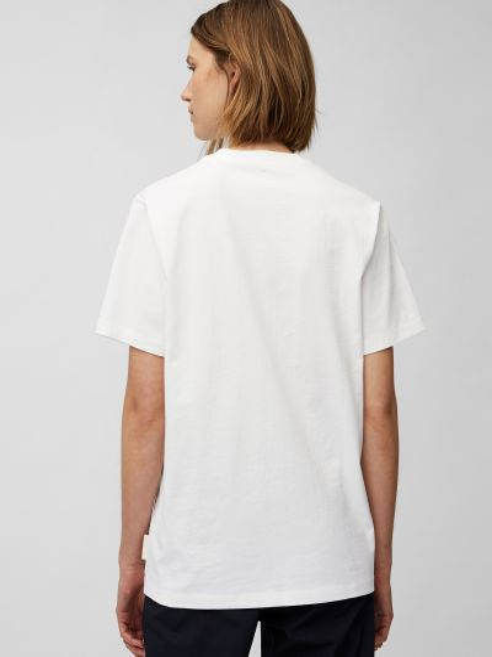 Белая футболка Marc O'polo