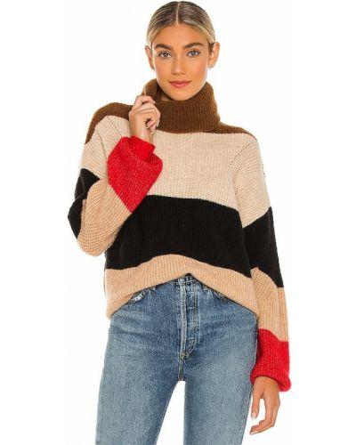 Базовый шерстяной свитер с декольте One Teaspoon