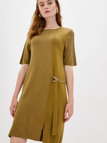 Платье прямое весеннее Ancora Collection