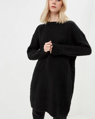 Вязаное платье трикотажное осеннее By Swan