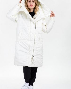 Утепленная куртка - белая For Friends