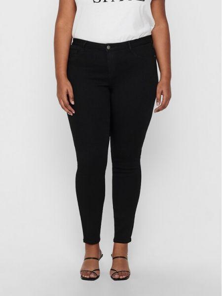 Mom jeans - czarne Only Carmakoma