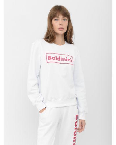 Свитшот - белый Baldinini