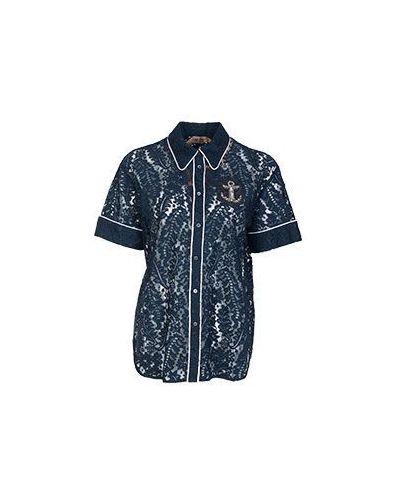 Рубашка в морском стиле No.21