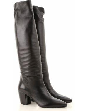 Buty czarne Prada