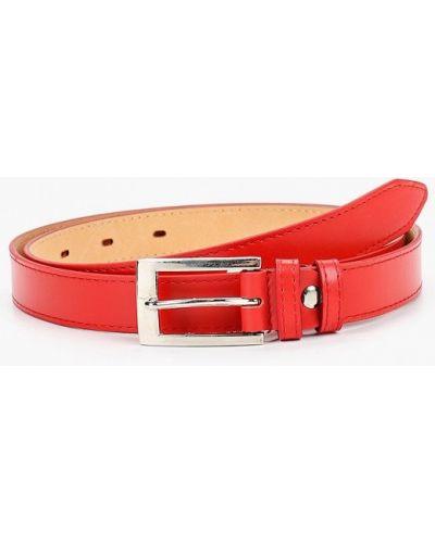Красный ремень Olio Rosti