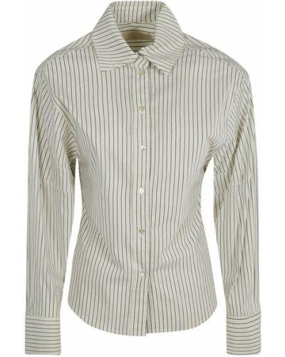 Biała koszula Momoni