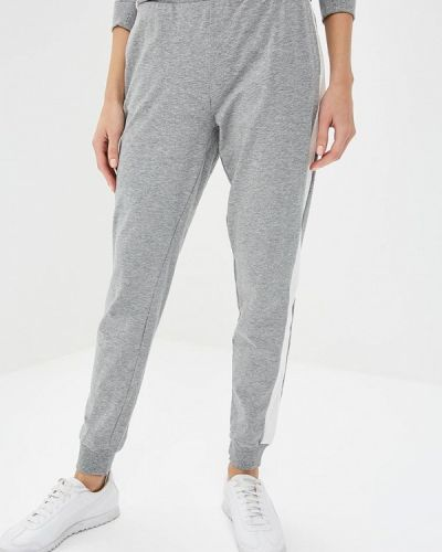 Спортивные брюки серые Iwie