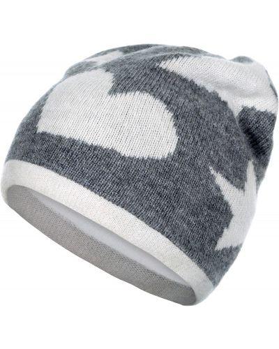 Вязаная шапка спортивная шерстяная Icepeak