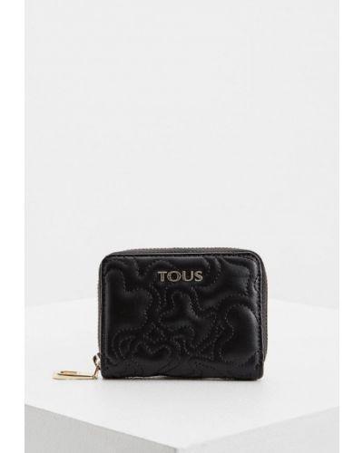 Кошелек черный Tous