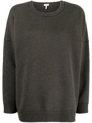 Кашемировый свитер - зеленый Loewe