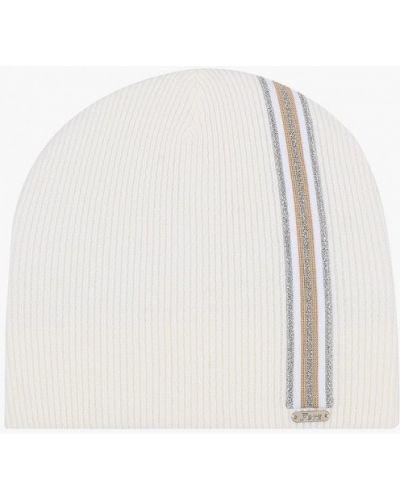 Белая шапка Ferz