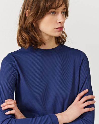 Блузка прямая трикотажная Simple